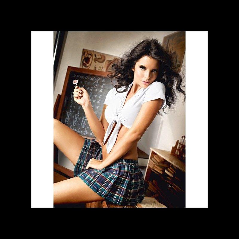 Baci Lingerie - Student Schoolgirl Set