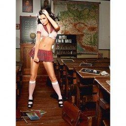 Baci Lingerie - Teachers Pet Schoolgirl Set