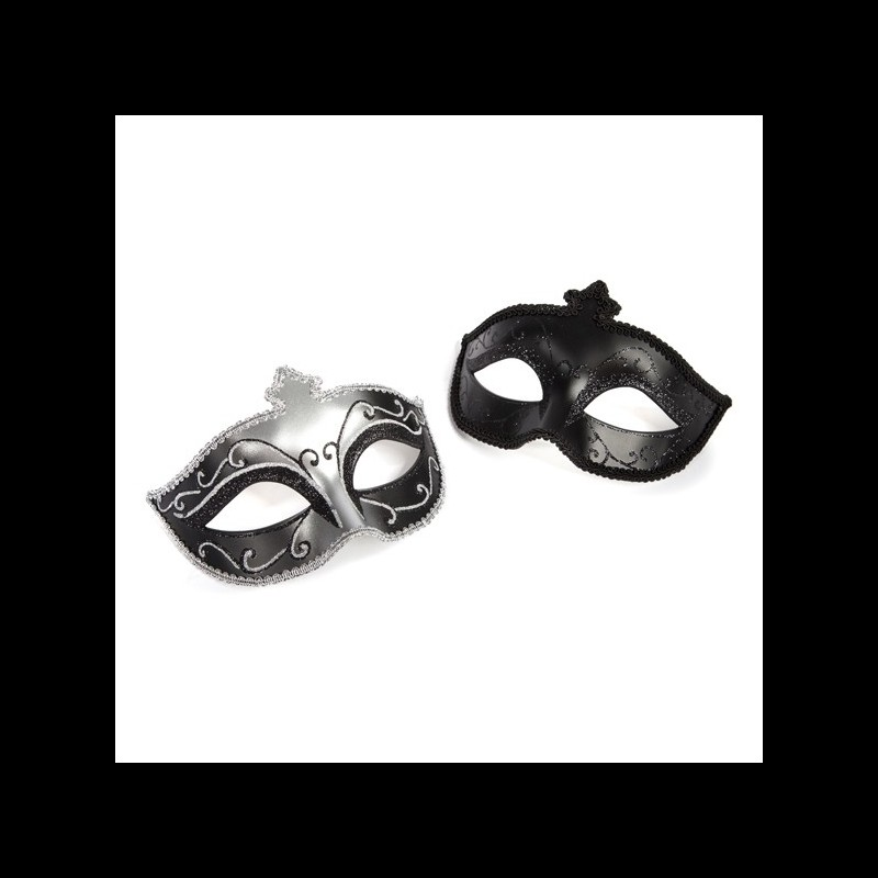 Fifty Shades of Grey - Masquerade Twin Pack