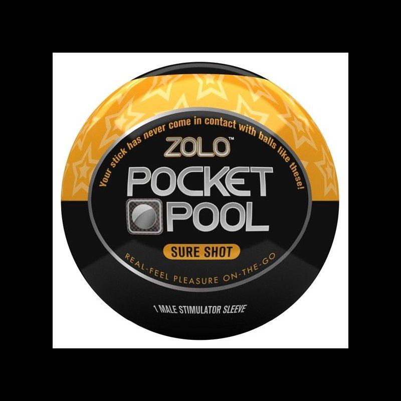 Zolo - pocket pool masturbaator