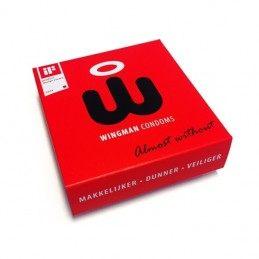 Wingman презервативы