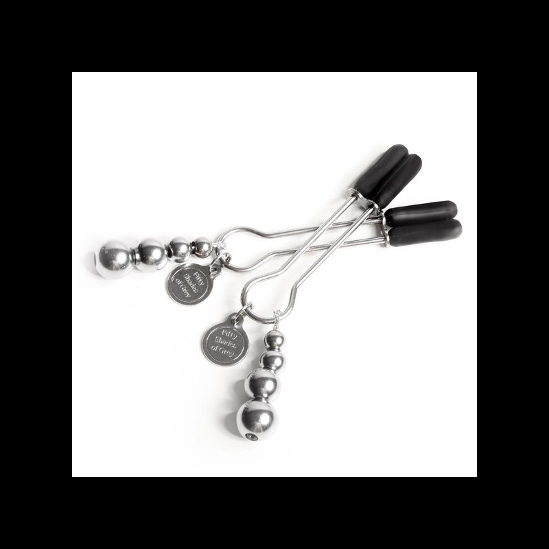 Fifty Shades of Grey - The Pinch nipple clamps