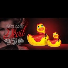Big Teaze Toys - I Rub My Duckie Red Devil