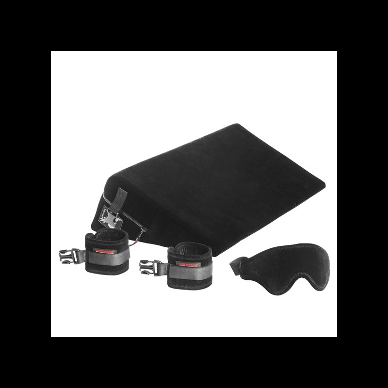 LIBERATOR - BLACK LABEL WEDGE BLACK