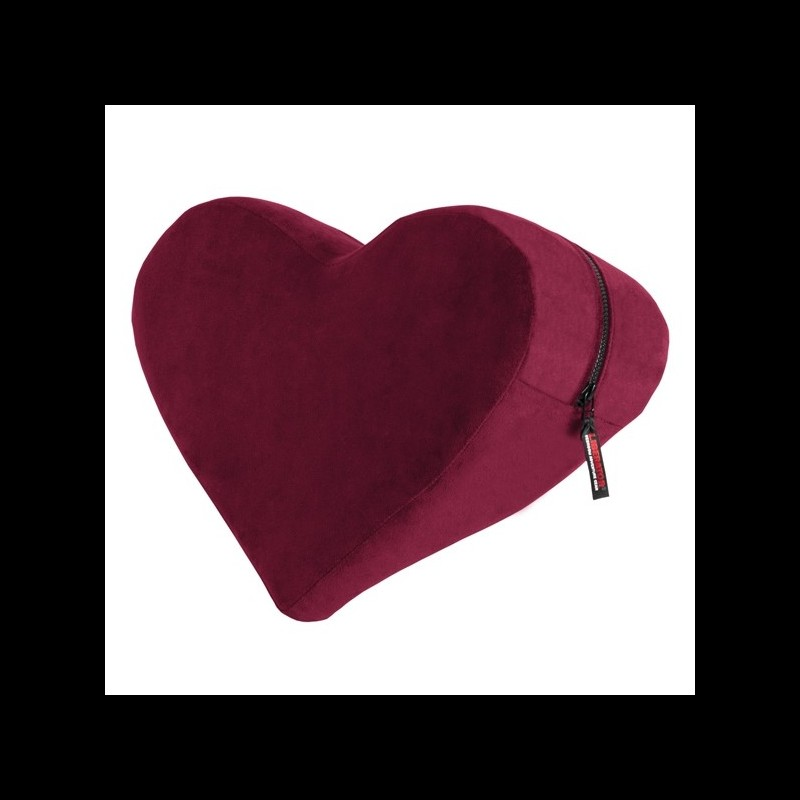 LIBERATOR - HEART WEDGE MERLOT