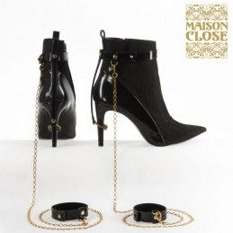 MAISON CLOSE AND FRAULEIN KINK - LA CAPTIVE - ANKLE AND CUFF RESTRAINT