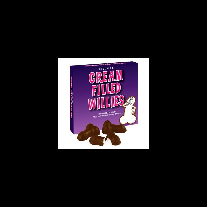 SPENCER AND FLEETWOOD - CREAM FILLED WILLIES