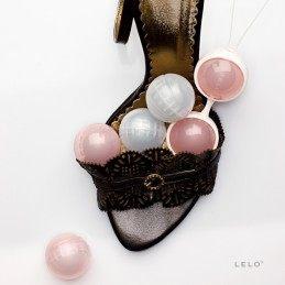 Lelo - Luna mini tupekuulid