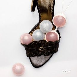 Lelo - Luna Beads Pleasure Set tupekuulid