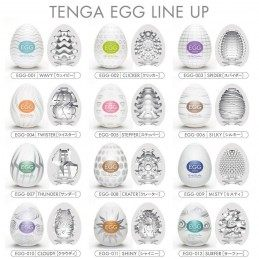 Tenga - Egg Ona Cap masturbaator