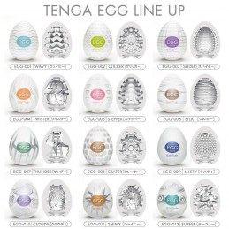 Tenga - Egg Ona Cap