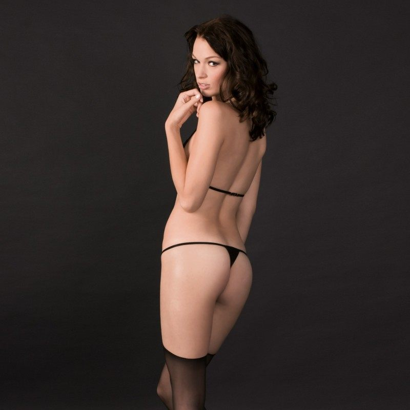 "Pavillon Bellevue€"" Mini Thong"