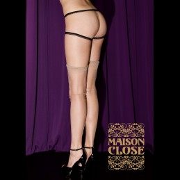 Maison Close - Nylon Stockings Nude 15D