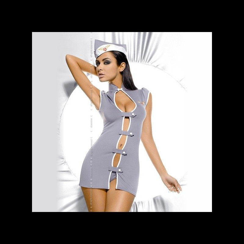 Obsessive - Stewardess Costume