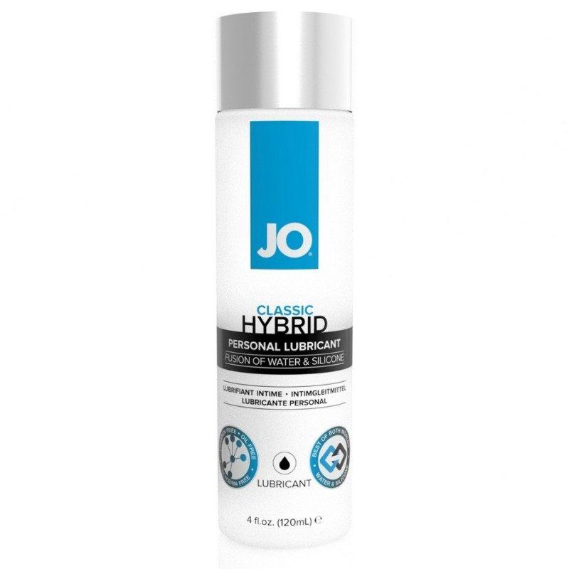 System JO - Hübriidlibesti (silikooni ja veebaasil) 120 ml