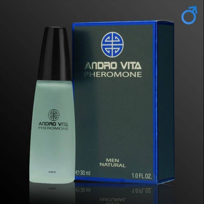 ANDRO VITA - SCENTLESS PHEROMONES FOR WOMEN 30 ML