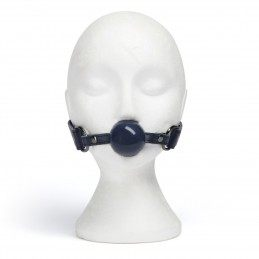 FIFTY SHADES DARKER - LEATHER BALL GAG