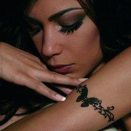 Ines de Castilho Paris - Skin Jewel 3D tätoveering korduvaks kasutamiseks