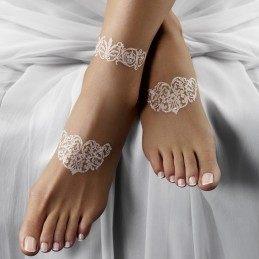 Ines de Castilho Paris - Skin Jewel 3D KULDNE tätoveering korduvaks kasutamiseks