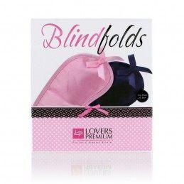 LOVERSPREMIUM - BLINDFOLDS (2 PCS)