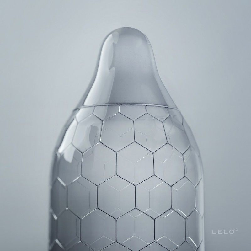 LELO - HEX CONDOMS ORIGINAL 12 PACK
