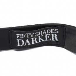FIFTY SHADES DARKER - HIS RULES - BONDAGE BOW TIE