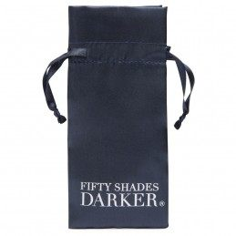 FIFTY SHADES DARKER - JUST SENSATION - BEADED CLITORAL CLAMP