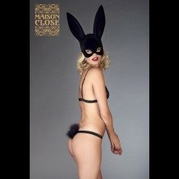 LES FÉTICHES - BUNNY EYEMASK WITH TAIL