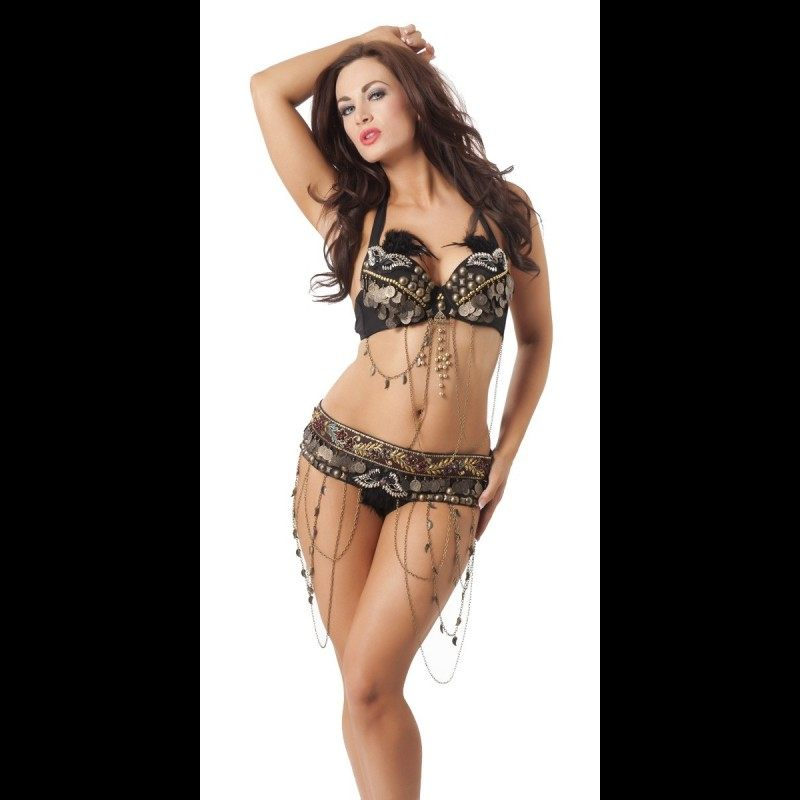 BELLY DANCER SET