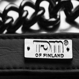 TOM OF FINLAND TOOLS - GUN METAL LEASH