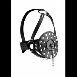 STRICT - OPEN MOUTH HEAD HARNESS