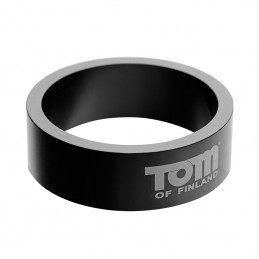 TOM OF FINLAND TOOLS - ALUMINIUM COCK RING