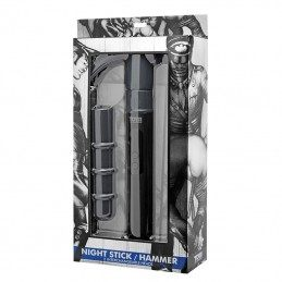 TOM OF FINLAND TOOLS - NIGHTSTICK VIBRATOR & HAMMER