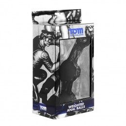 TOM OF FINLAND TOOLS - WEIGHTED ANAL BALLS