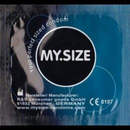 MY SIZE - CONDOM 1 PCS