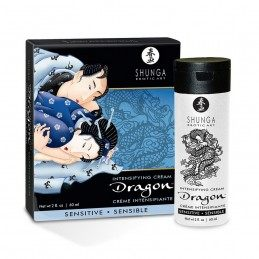 SHUNGA - DRAGON INTENSIFYING SENSITIVE PENIS CREAM