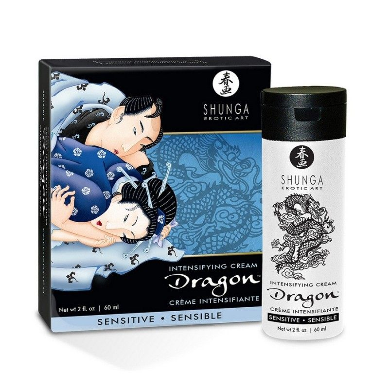 SHUNGA - DRAGON INTENSIFYING SENSITIVE CREAM