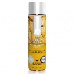 System JO - H2O flavored waterbased lubricant