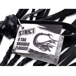STRICT - BRAIDED FLOGGER