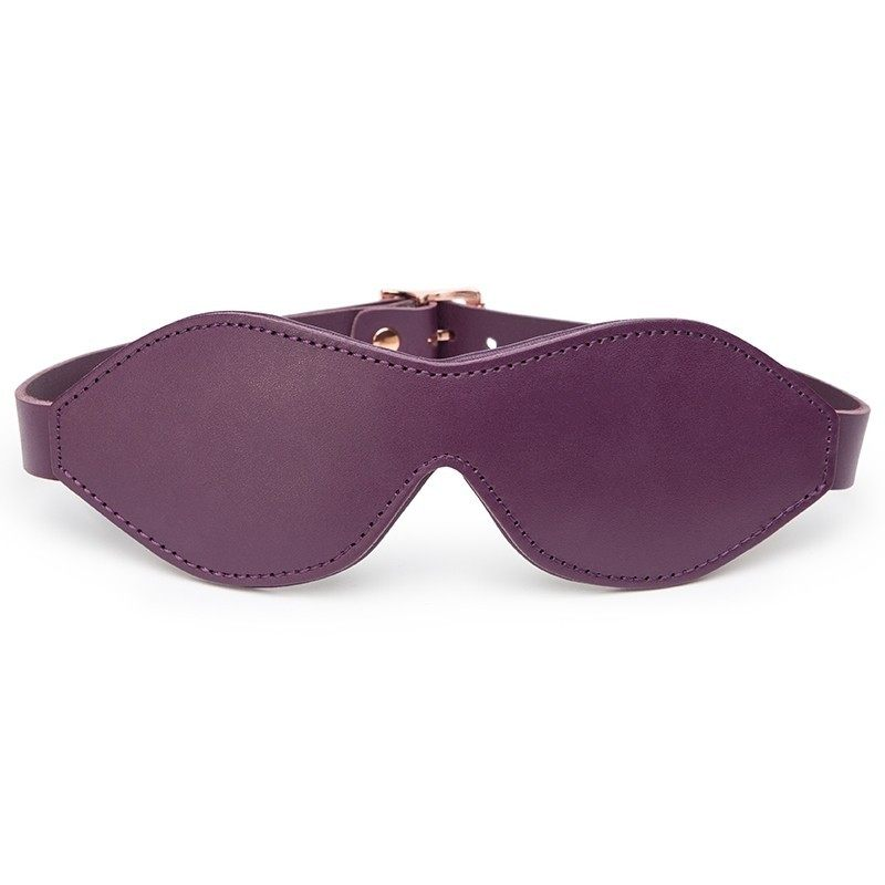 FIFTY SHADES OF GREY - FREED CHERISHED COLLECTION LEATHER BLINDFOLD