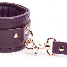 FIFTY SHADES OF GREY - FREED CHERISHED COLLECTION LEATHER ANKLE CUFFS