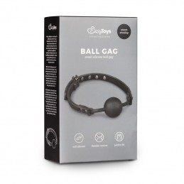 EASYTOYS - BALL GAG WITH SILICONE BALL