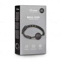EASYTOYS - BALL GAG WITH SILICONE BALL