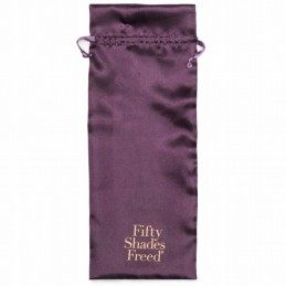 FIFTY SHADES OF GREY - FREED RECHARGEABLE SLIMLINE RABBIT VIBRATOR