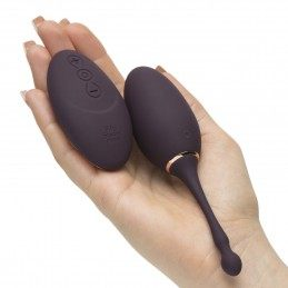 FIFTY SHADES OF GREY - FREED RECHARGEABLE REMOTE CONTROL LOVE EGG
