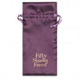 FIFTY SHADES OF GREY - FREED RECHARGEABLE REMOTE CONTROL KNICKER VIBRATOR
