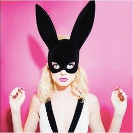 MAISON CLOSE - LES FÉTICHES BUNNY EYEMASK WITH TAIL