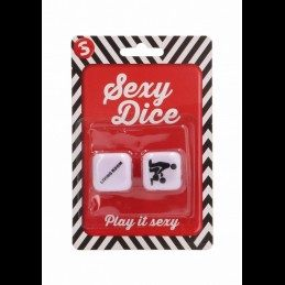 SEXY DICE - PLAY IT SEXY