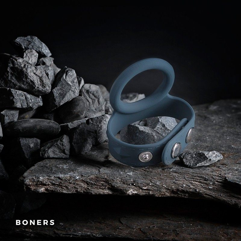 BONERS- COCK AND BALL STRAP