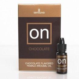 SENSUVA - ON AROUSAL OIL FOR HER CHOCOLATE 5 ML